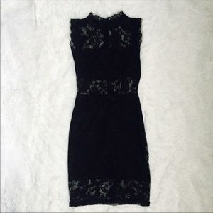LBD size small bodycon dress